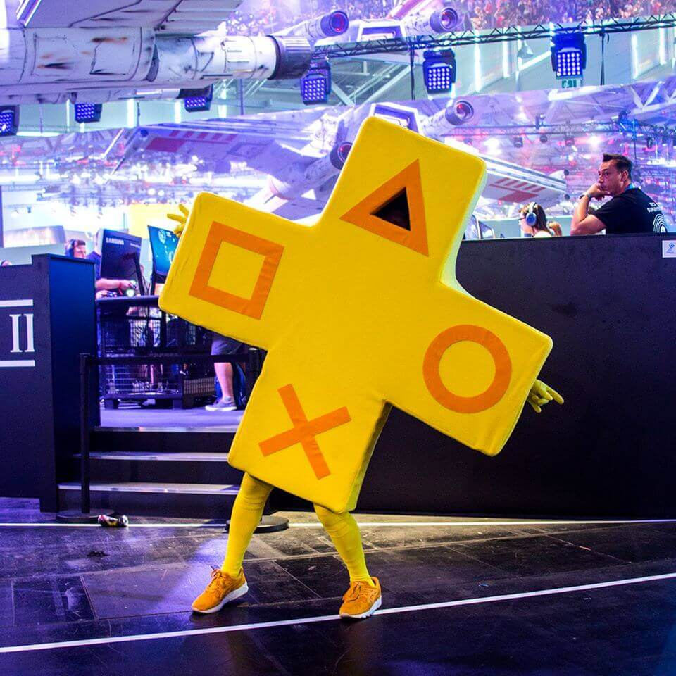 Jharap consulting jharap group sony playstation event playstationplus